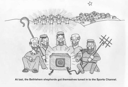 L2 Shepherds cartoon