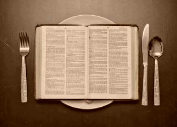 Jer15 Eat the Word