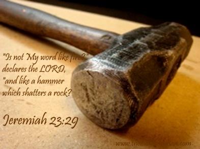Jer23 hammer