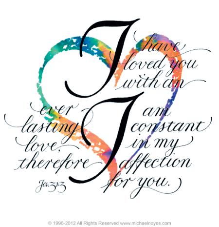 Jer31 heart everlasting