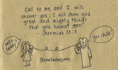 Jer33 call to me