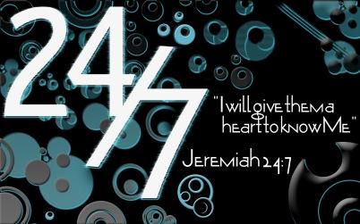 Jer24 7