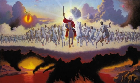 The Lord of Heaven's Armies!