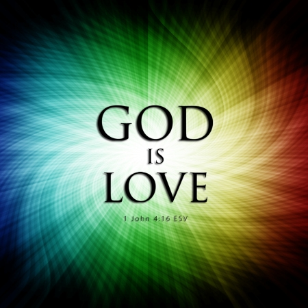 P136 God is love
