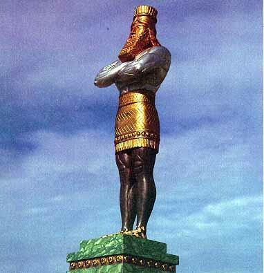 Dan2 prophecy_statue