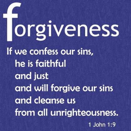 Pr28 forgiveness