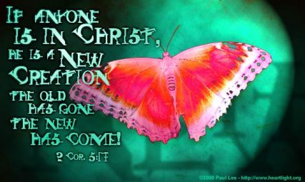 2Cor5 new creation