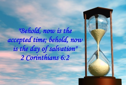 2Cor6 now is the day