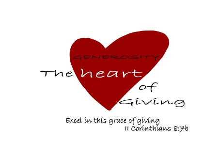 2Cor8 TheHeartofGiving