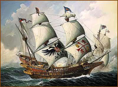 Nah2 galleon