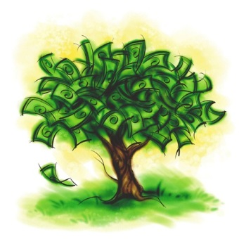 2Cor8 wealth tree