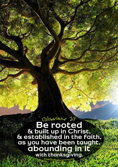 Col2 be rooted