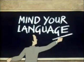 JOB mind-your-language