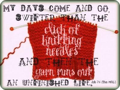 Job7 knitting