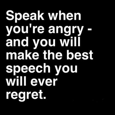 Pro29 speak angry