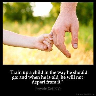 Pro29 train up a child