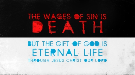 Job18 wages of sin