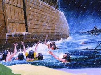 Job22 Noah's ark