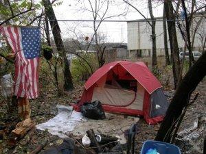 Job24 TentCity, Nashville, TN