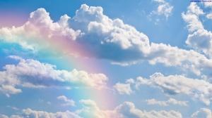 Job26 clouds-sky-rainbow