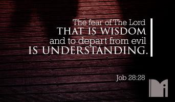 2633 ) Job 28 | DWELLING in the Word