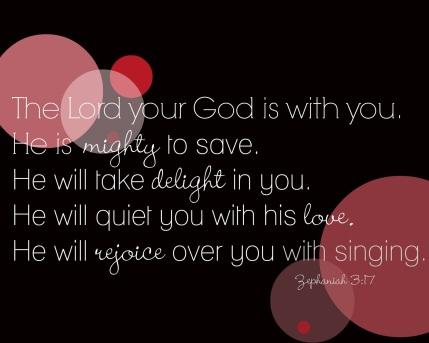 zephaniah 3 17