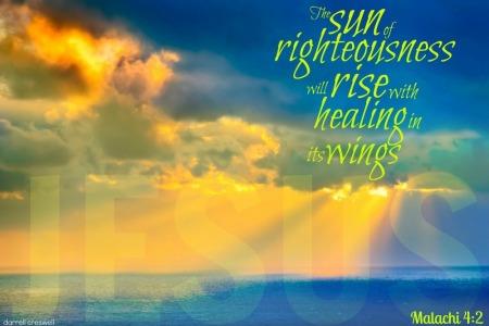 Mala4 healing wings