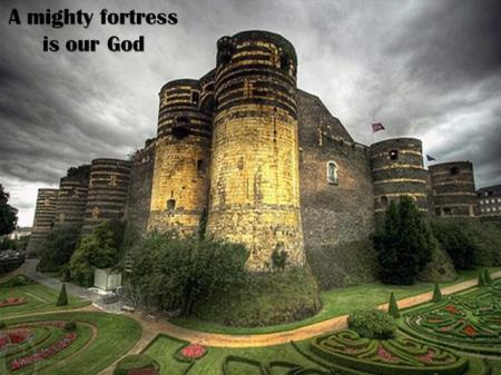 Ps144 Fortress
