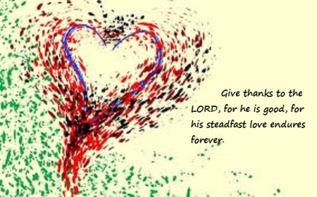 Ps145 steadfast love