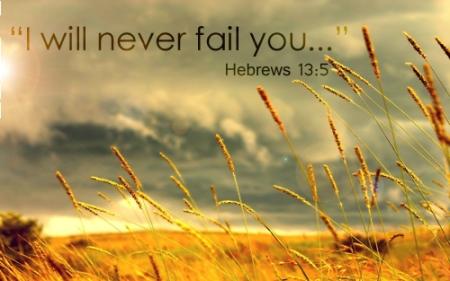 Ps146 neverfail