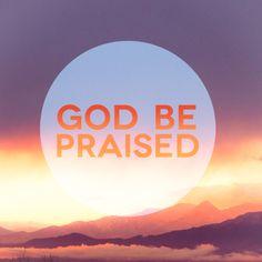 Ps149 God be praised