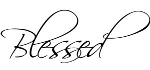 Rev blessed