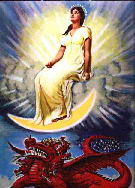 Rev12 woman dragon