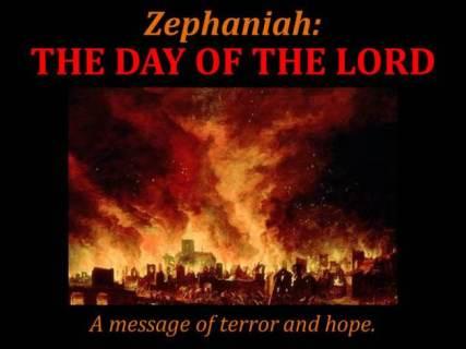 Zephaniah 1