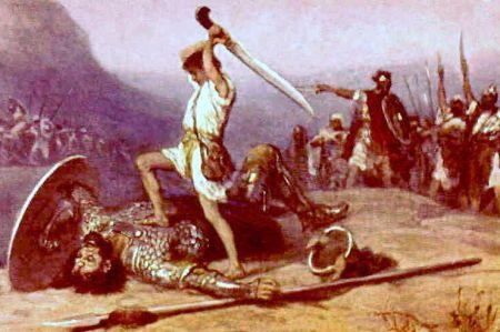 P151 David Goliath