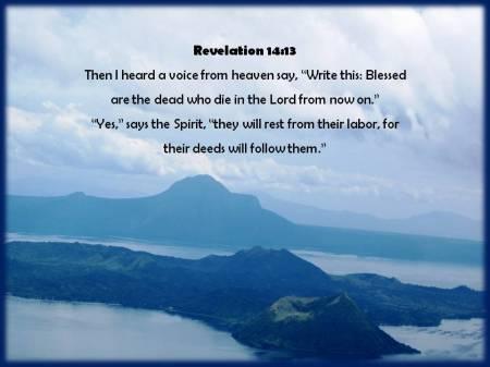 Rev14 die in the Lord
