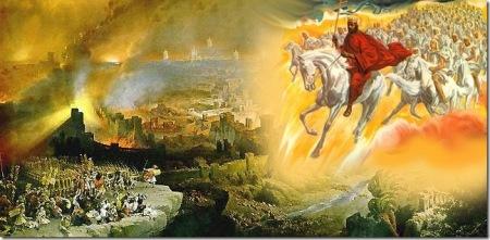 Jesus returns!