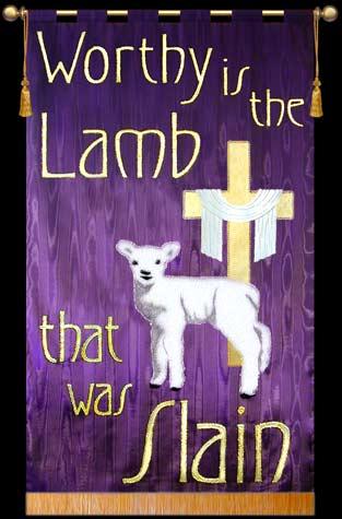 Rev5 Worthy is the Lamb