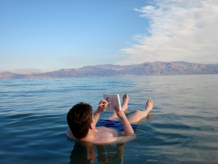 The Dead Sea. Sodom was known as a Dead Sea city.  The sea itself has a saltiness of 29%, compared to the 4% saltiness of the world's oceans.