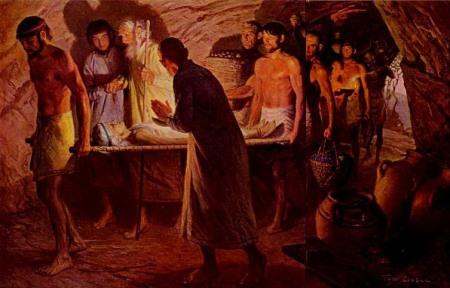 Gen23 S burial