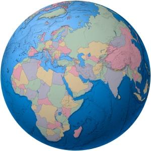 P9 globe