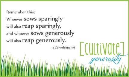 Ex35 Generosity