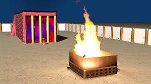 Lev8 altar fire