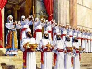 Num10 Levites priests
