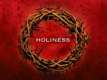 1Pet1 holiness