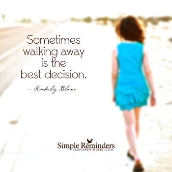 Deu13 walk-away