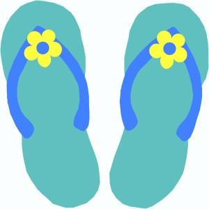 Deu29 flip flops
