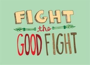 1Sam25 fight