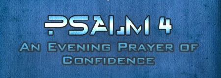 Ps4 evening prayer