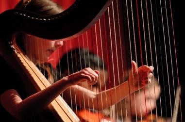 1Chron25 harp